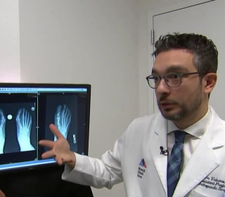 Less painful, less invasive procedure for bunions