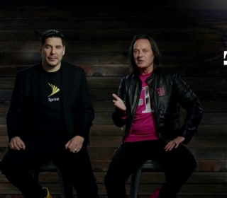 T-Mobile and Sprint announce merger deal
