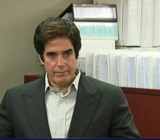 David Copperfield forced to reveal secret behind illusion in Las Vegas courtroom