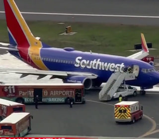 One killed after Southwest jet engine exploded in flight