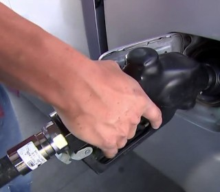 Gas prices hit three-year high nationwide