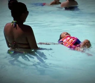 More children are drowning in open water than pools, study shows
