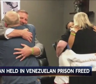 Venezuela releases imprisoned American Joshua Holt