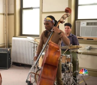 Chicago jazz passed on to a new generation