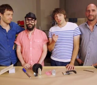 Rock band OK Go creates online resource to help educators teach science