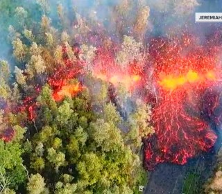 Hawaii volcano: New images show extent of destruction