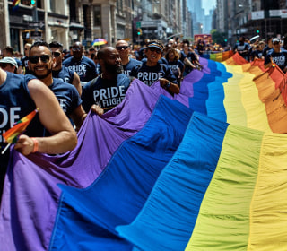 Thousands celebrate LGBTQ Pride across the country