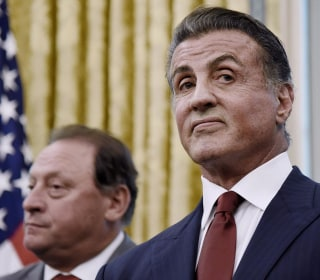 Sex crime allegation against Sylvester Stallone being reviewed