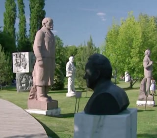 How Russia grapples with monuments from Soviet past