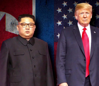 Trump, Kim sign agreement in historic meeting
