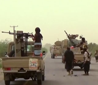 Fighting intensifies around airport in Yemen port city