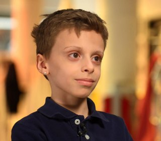 Meet the 10-year-old 'drag kid' taking over social media with inspiring message