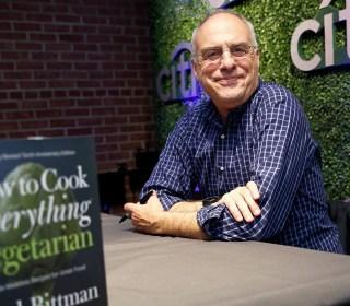 Mark Bittman thinks you're bad at eating