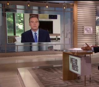 Warner: 'I would feel a lot better' if Trump wasn't alone meeting Putin