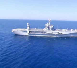 U.S. Navy and allies train in Black Sea ahead of Trump-Putin summit