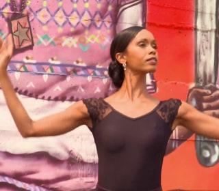African-American ballerina breaks barriers with Swan Dreams Project