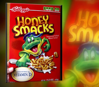 Food safety alert as CDC warns 'do not eat' Kellogg's Honey Smacks cereal