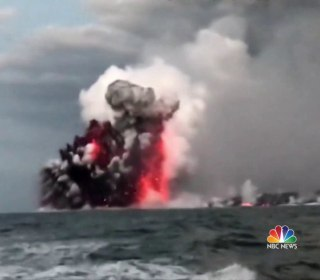 Lava bomb injures 23 people on Hawaii tour boat