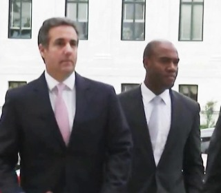 Michael Cohen secretly taped Trump discussing payment involving ex-Playboy model