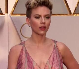 Scarlett Johansson says she will not play transgender man after backlash