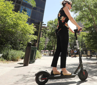 Scooter startup surge: Betting billions on two wheels