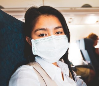 Flu on a plane! How to avoid getting sick when flying