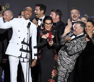 'RuPaul's Drag Race' makes history at Emmy Awards