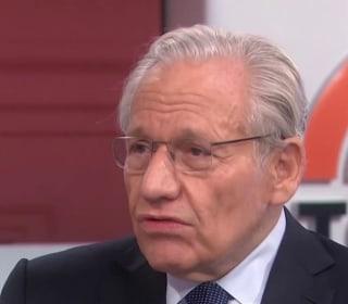 Bob Woodward defends bombshell book as Trump dismisses it as a 'joke'