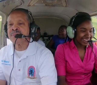 'AeroStars' shows students that the sky's the limit