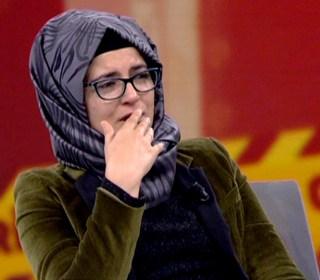Khashoggi fiancée rejects Trump's U.S. invitation