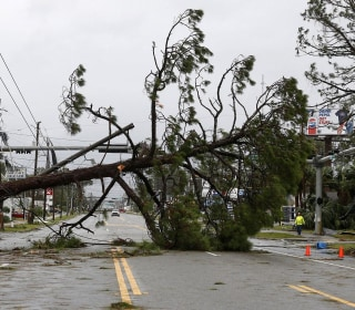 Scenes from Hurricane Michael's destruction in the Florida Panhandle