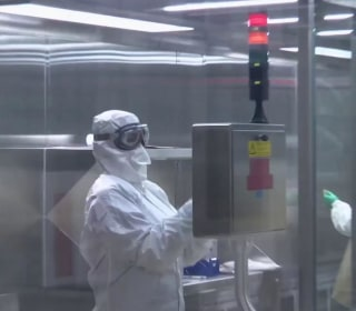 Inside the lab that creates the flu shot