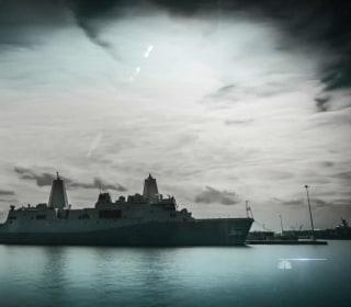 Pacific fleet, critical to U.S. security, calls San Diego home