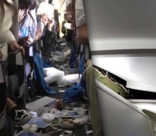 Several on Argentina-bound flight left injured after severe turbulence