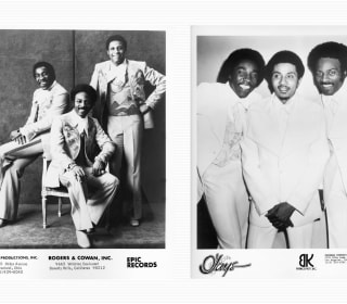 The legendary O'Jays are back with a new album and a new message