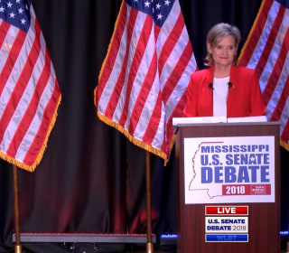 Watch full Mississippi Senate debate with Hyde-Smith and Espy