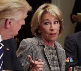DeVos proposes changes to the way colleges handle complaints of sexual misconduct