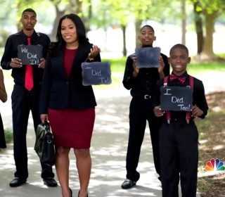 This single mother of five inspired with her law school graduation. Now she's passed the bar.