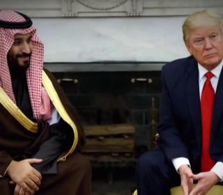 Trump continues to cast doubt on MBS involvement in Khashoggi murder