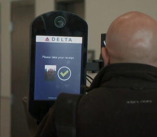 The first inside look at Delta's biometric screening terminal at Atlanta airport