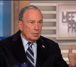 Bloomberg on climate change: 'This world is in trouble'