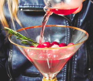 Ditch the egg nog. Try these four festive holiday drinks instead.