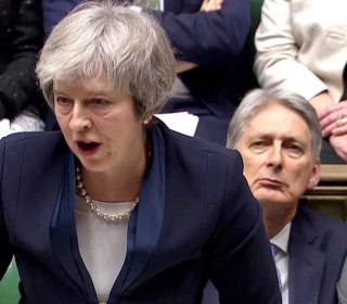 PM May's Brexit deal rejected by U.K. lawmakers