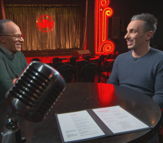 One-on-one with comedian Sebastian Maniscalco (Part 2)