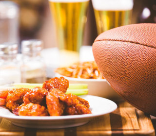 How to plan the perfect super bowl party