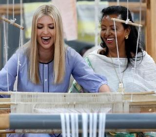 Ivanka Trump pushes economic empowerment for women on Africa trip