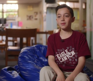 4th grader gives moving classroom speech about his experience with autism