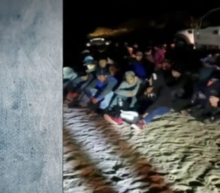 Outrage over armed militia groups detaining migrants at the border