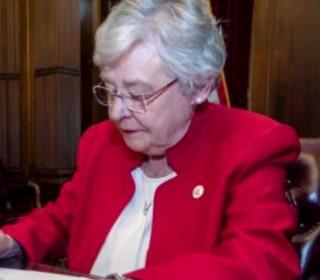 Alabama Governor signs bill making abortion criminal
