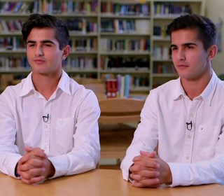 Sibling rivalry: Twin brothers compete for valedictorian title